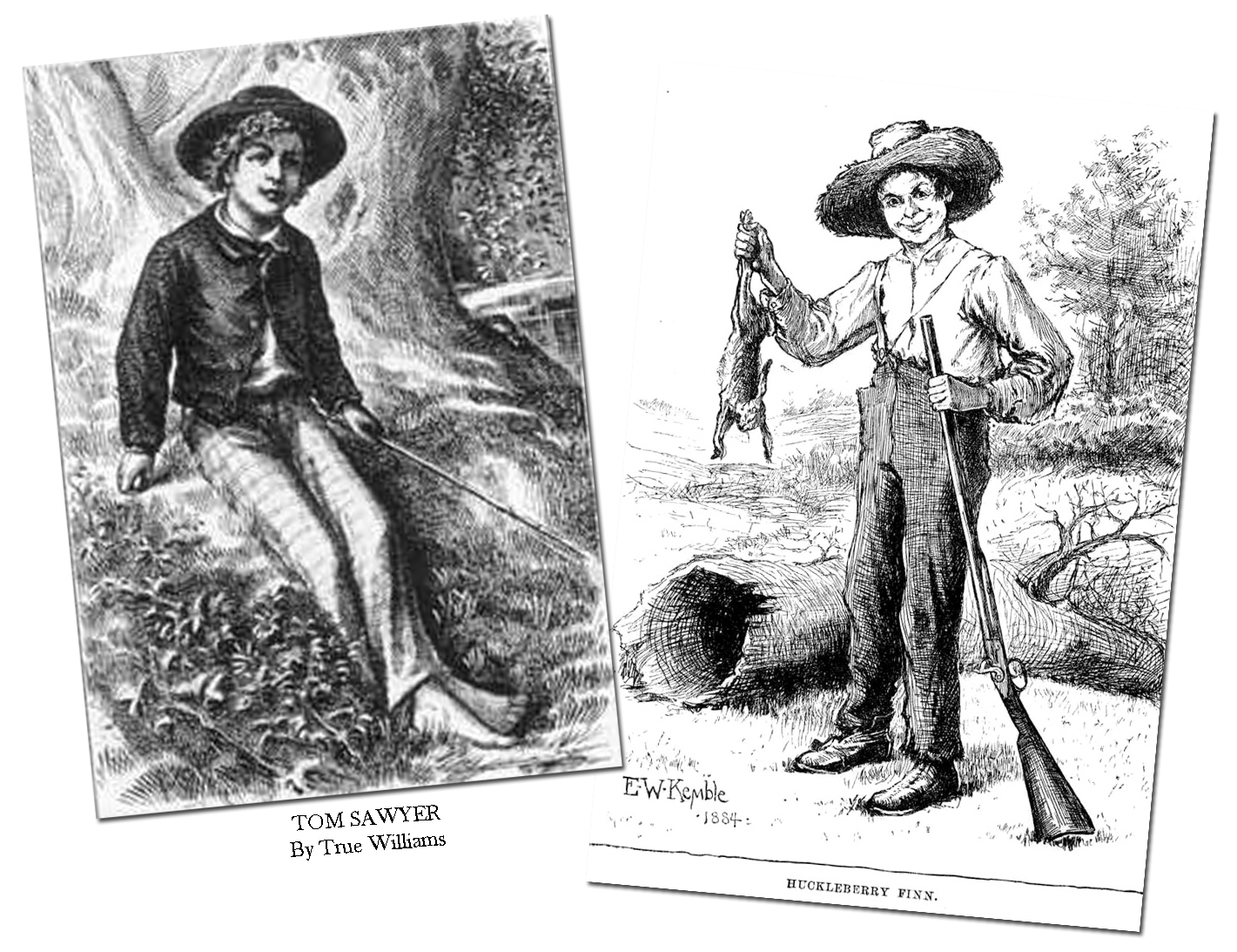outline of huckleberry finn A short summary of mark twain's the adventures of huckleberry finn this free synopsis covers all the crucial plot points of the adventures of huckleberry finn.